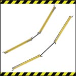 Safety Light Curtain Model CA