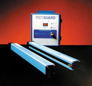 Safety Light Curtain Model MG