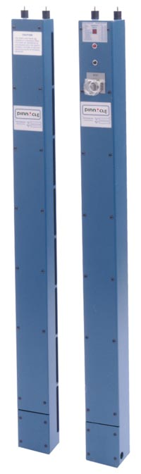 Model PPG Safety Light Curtain Pylons