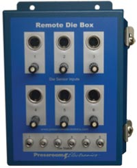 Remote Die Box